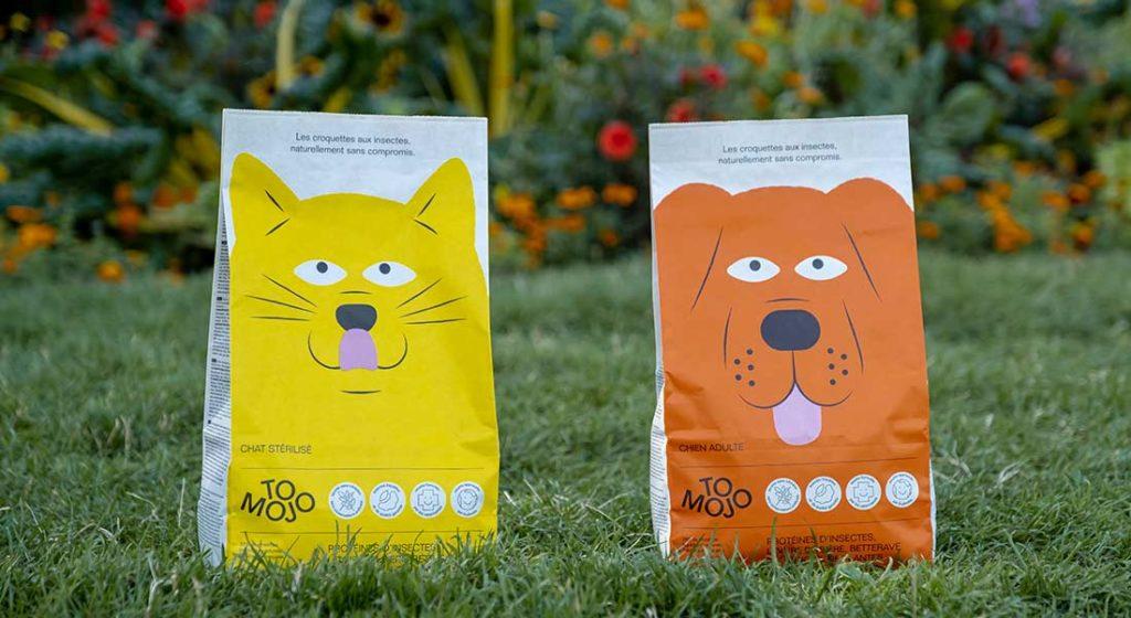 croquettes ecologiques pour chiens et chats